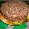 Рецепт: Торт-суфле «Чудо»