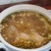 Рецепт: Грибной суп с перловкой