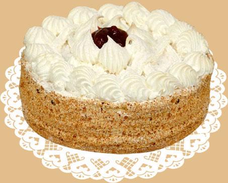 Рецепт: «Наполеон», или торты из слоеного теста