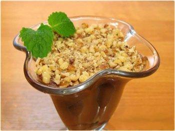 Рецепт: Ореховый десерт